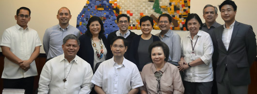 PWU's New Chairperson and Officials